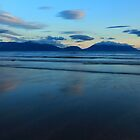 Inch Strand After Sunset by Adrian McGlynn