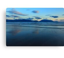 Inch Strand After Sunset Canvas Print