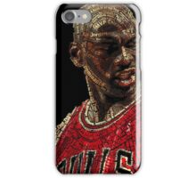 The GOAT Michael Jordan iPhone Case/Skin