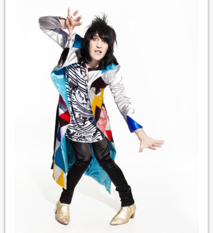 Noel Fielding Sticker