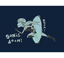 Sonic Doom Photographic Print