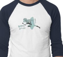 Sonic Doom Men's Baseball ¾ T-Shirt