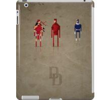 8-Bit Marvels Daredevil iPad Case/Skin