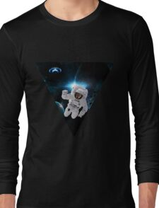 Capitain KitKat Lost in Space Long Sleeve T-Shirt