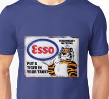 Esso - Put a Tiger in Your Tank! Unisex T-Shirt