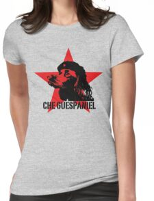 Che Guespaniel Womens Fitted T-Shirt