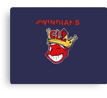 Cleveland Windians Gear Canvas Print