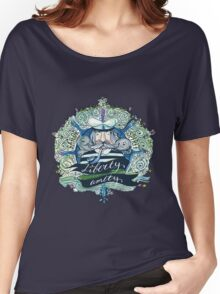 Liberty and Amity Women's Relaxed Fit T-Shirt
