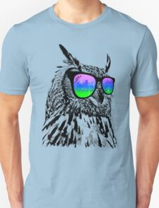 Cool Owl Unisex T-Shirt