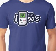 I Love the 90's Unisex T-Shirt