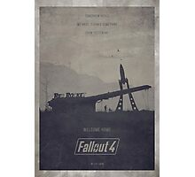 Fallout 4 Photographic Print
