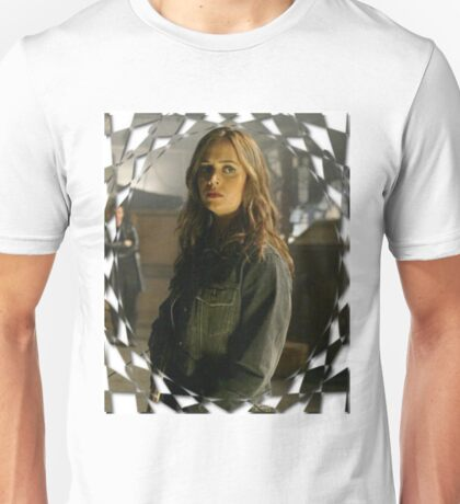 Buffy Angel Faith Eliza Dushku 1 Unisex T-Shirt