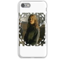 Buffy Angel Faith Eliza Dushku 1 iPhone Case/Skin