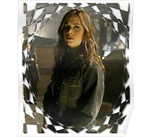 Buffy Angel Faith Eliza Dushku 1 Poster