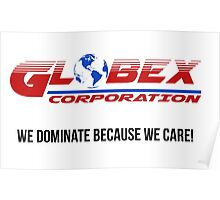 Globex corporation official atire Poster