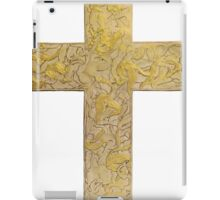 ANGEL CROSS (Angels) iPad Case/Skin