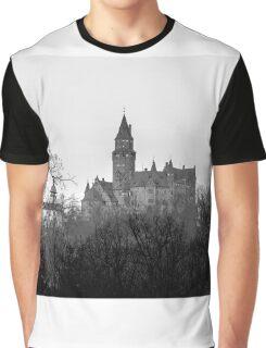 Bouzov Castle Graphic T-Shirt