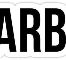 Starboy Sticker