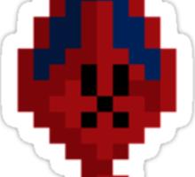 8-Bit Marvels Spiderman Sticker