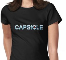 CAPSICLE. Womens Fitted T-Shirt
