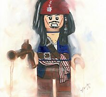Captain jack by Deborah Cauchi