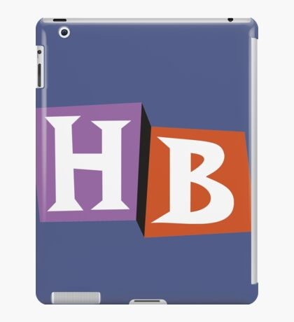 Hanna Barbera iPad Case/Skin