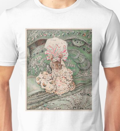 The Tailor of Gloucester by Beatrix Potter Unisex T-Shirt