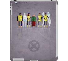 8-Bit Marvels Xmen iPad Case/Skin