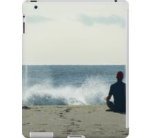 Staying Calm iPad Case/Skin