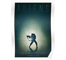 Aliens - Mother Poster