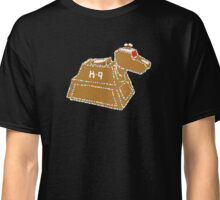 Gingerbread K-9 Classic T-Shirt