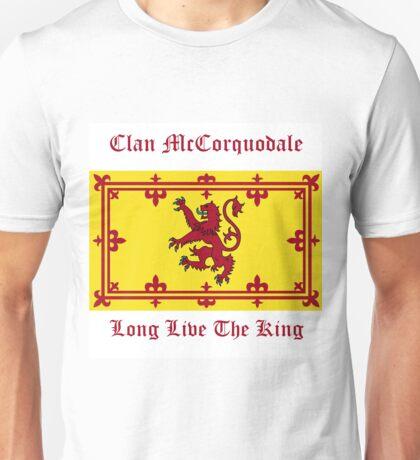 McCorquodale - Scottish Clan Unisex T-Shirt