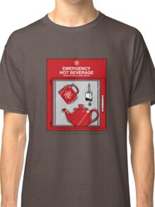 Social Protocol Emergency Classic T-Shirt
