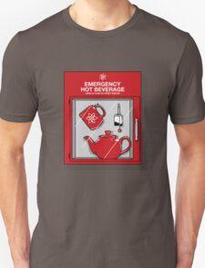 Social Protocol Emergency T-Shirt