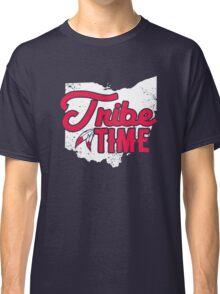Tribe Time - Cleveland Baseball Classic T-Shirt