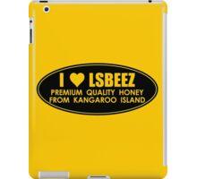 I LOVE LSBEEZ v2 iPad Case/Skin
