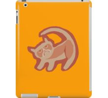 Grumpy King iPad Case/Skin