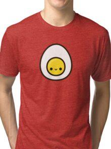 Yummy egg Tri-blend T-Shirt