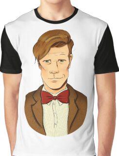 11th Doctor - Matt Smith Graphic T-Shirt