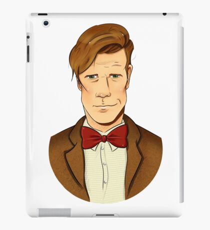 11th Doctor - Matt Smith iPad Case/Skin