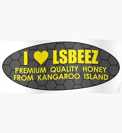 I LOVE LSBEEZ v3 Poster