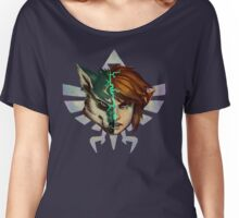 Wolf Link Women's Relaxed Fit T-Shirt