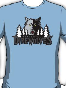 Winterfell Direwolves T-Shirt