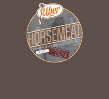 Uber Brand Horsemeat - Weathered with Stamp Unisex T-Shirt