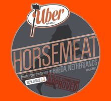 Uber Brand Horsemeat - Plain - with stamp Kids Clothes