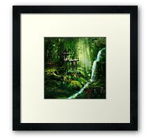 Precious Jewels of the Earth #1 Framed Print