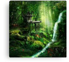 Precious Jewels of the Earth #1 Canvas Print