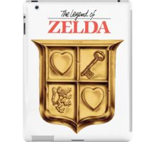 Zelda Logo iPad Case/Skin