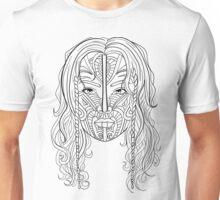 Rune Face Unisex T-Shirt