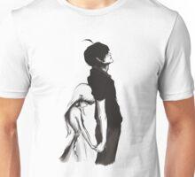 Monogatari Series Shinobu and Araragi Unisex T-Shirt